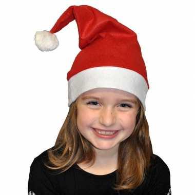 Budget kerstmuts voor kinderen
