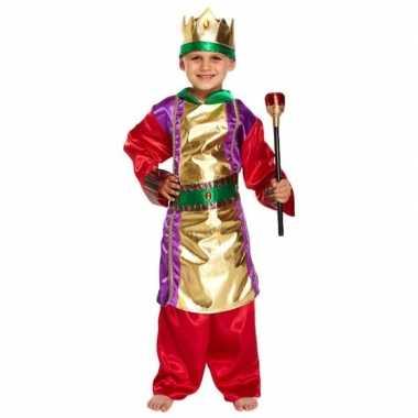 Drie wijzen kerst kostuum voor kinderen