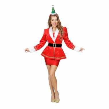 Kerst colbertje voor dames