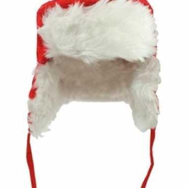 Kerst ijsmuts van pluche