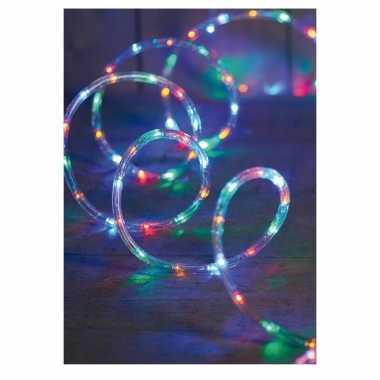 Kerst lichtslang verlichting gekleurd 9 m