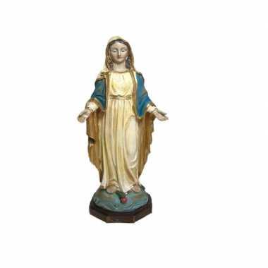Kerstbeeld maria 13 cm