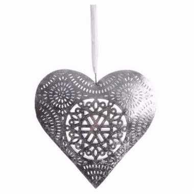 Kerstboomhanger hart klein type 1