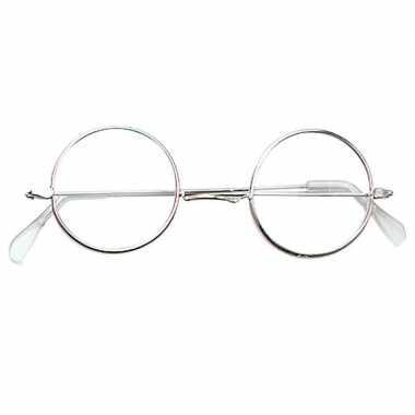 Kerstman feest bril voor volwassenen