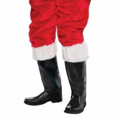 Kerstman laarzen schoenhoezen