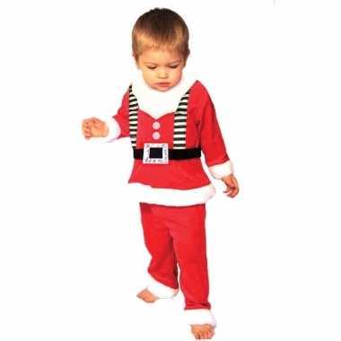Kerstmannen pakje voor jongens en meisjes