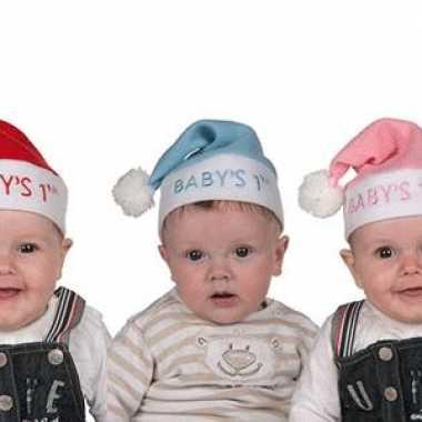 Kerstmuts voor babies