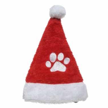 Kerstmuts voor honden en katten