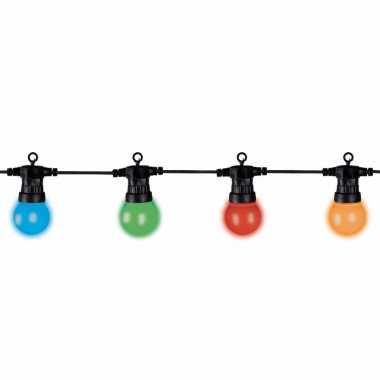 Kerstverlichting multi kleur bal verlichting 20 lampen 15 meter
