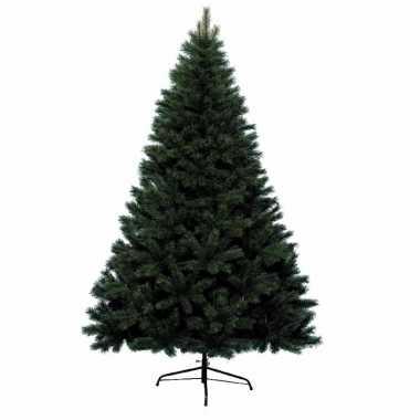 Kunstkerstboom 120 cm canada spruce groen