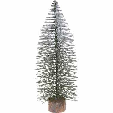Mini kunst kerstboompje 55 cm