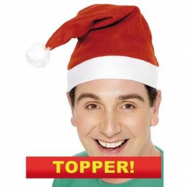 Voordelige kerstmuts 10049624