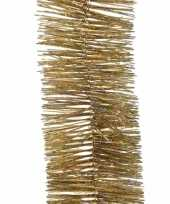 3x gouden kerstboomslinger 270 cm 10127563