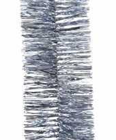 Blauwe kerstboomslinger 270 cm 10082233