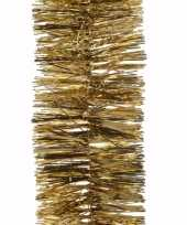 Christmas gold kerstboom decoratie slinger goud 270 cm 10097979