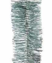 Nature christmas kerstboom decoratie slinger groen 270 cm