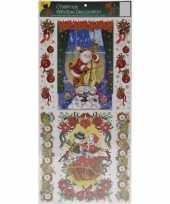 Raamstickers kerstsfeer type 1 10081420