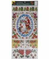 Raamstickers kerstsfeer type 3 10088775